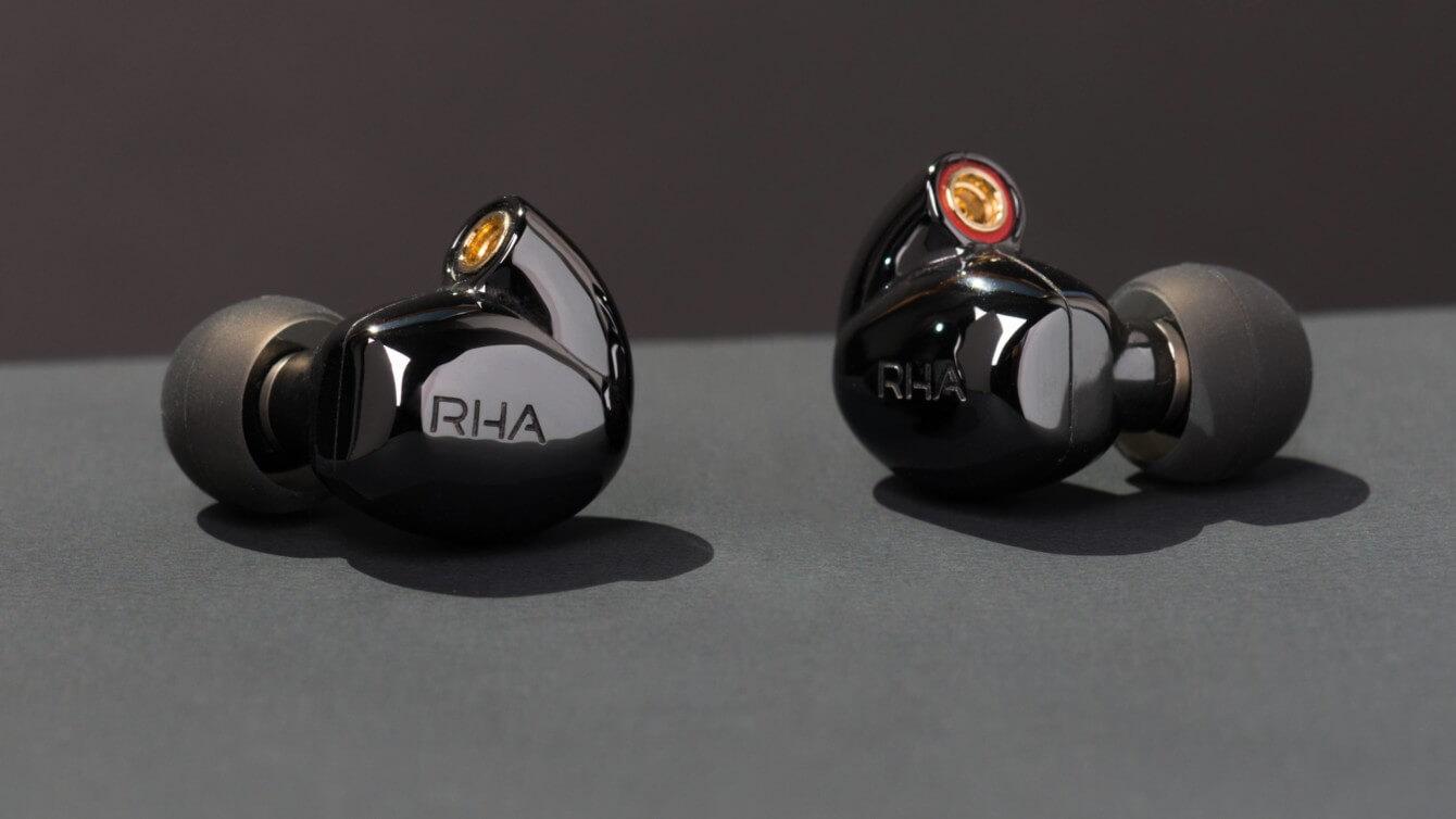 Possível foto de lançamento do novo fone da RHA que vai ser apresentado na IFA 2018.