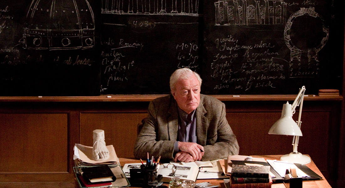 inception final - Finalmente: Michael Caine explica final de 'A Origem'
