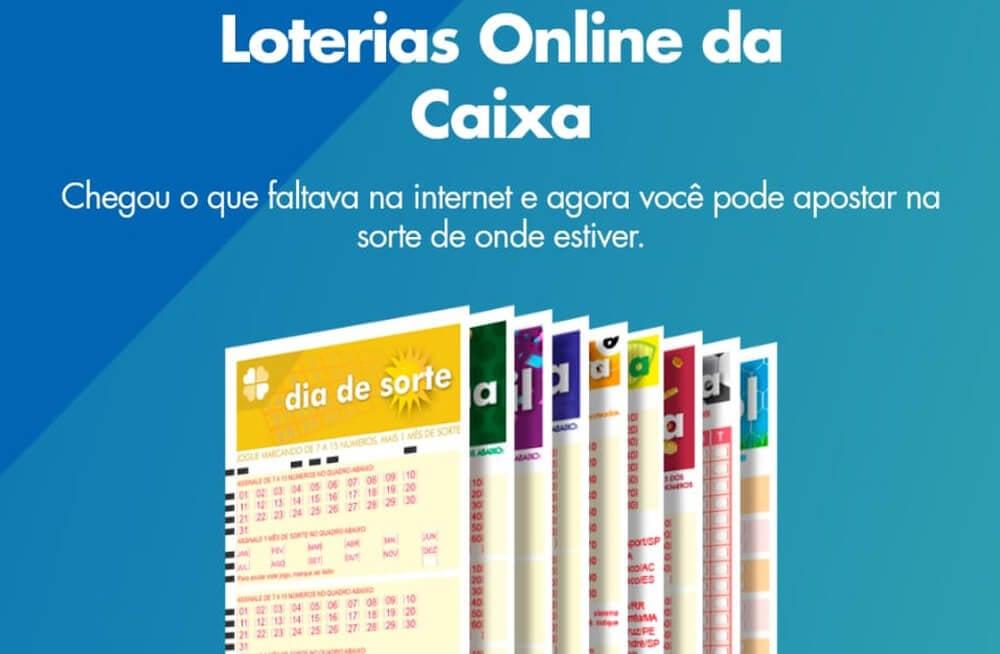 loteria online - Loteria federal lança site para apostas online