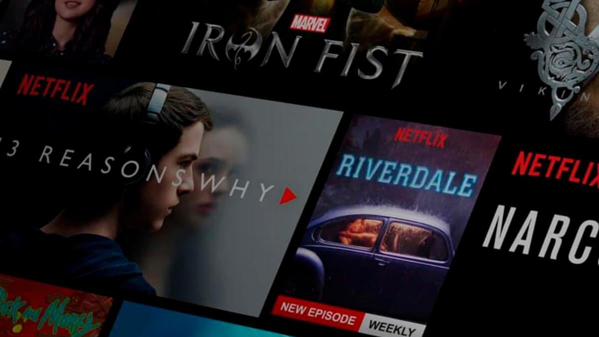 Netflix vamor mercado capa