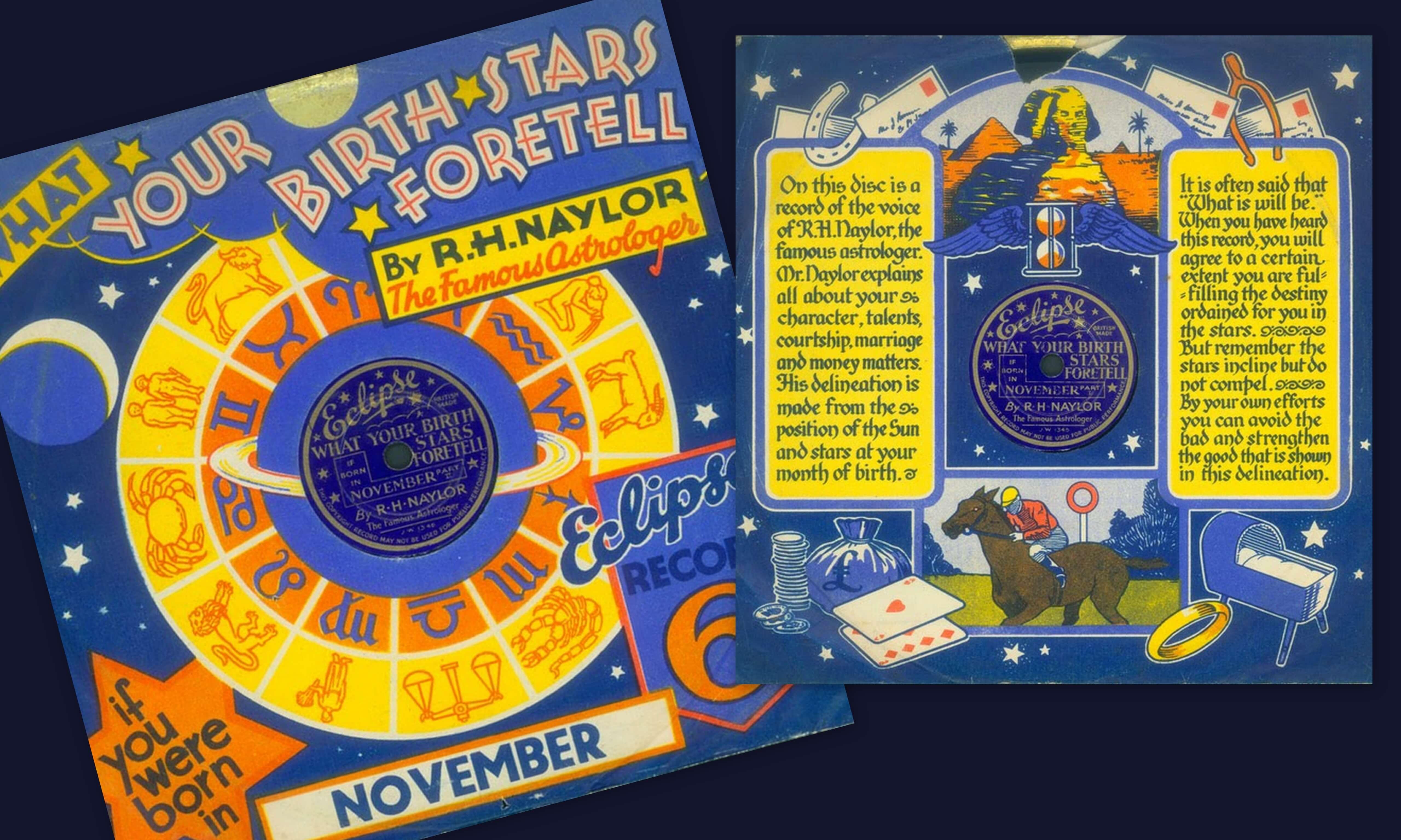 r h naylor - Por que gostamos tanto de astrologia?