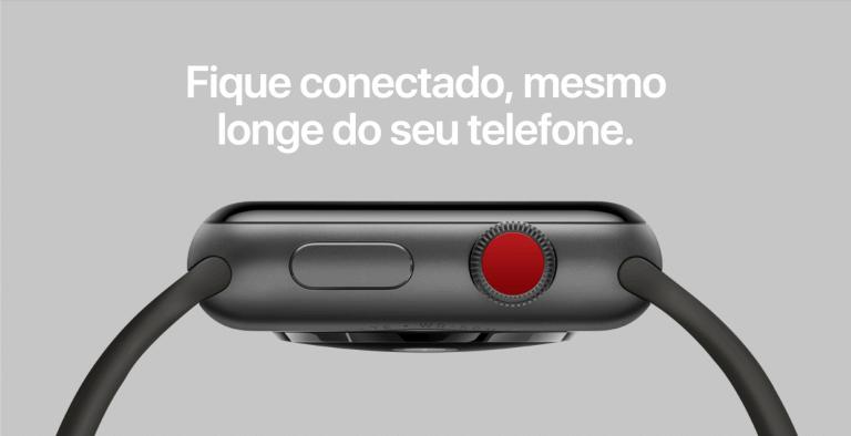 Apple Watch Series 4 ganha sua primeira foto oficial; confira