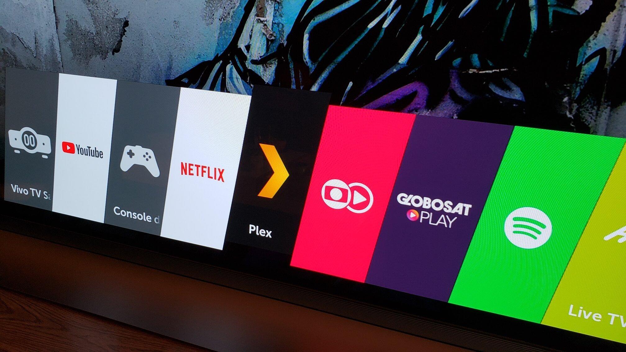 1 1 - Review: LG OLED C8, uma das melhores Smart TVs disponíveis no Brasil