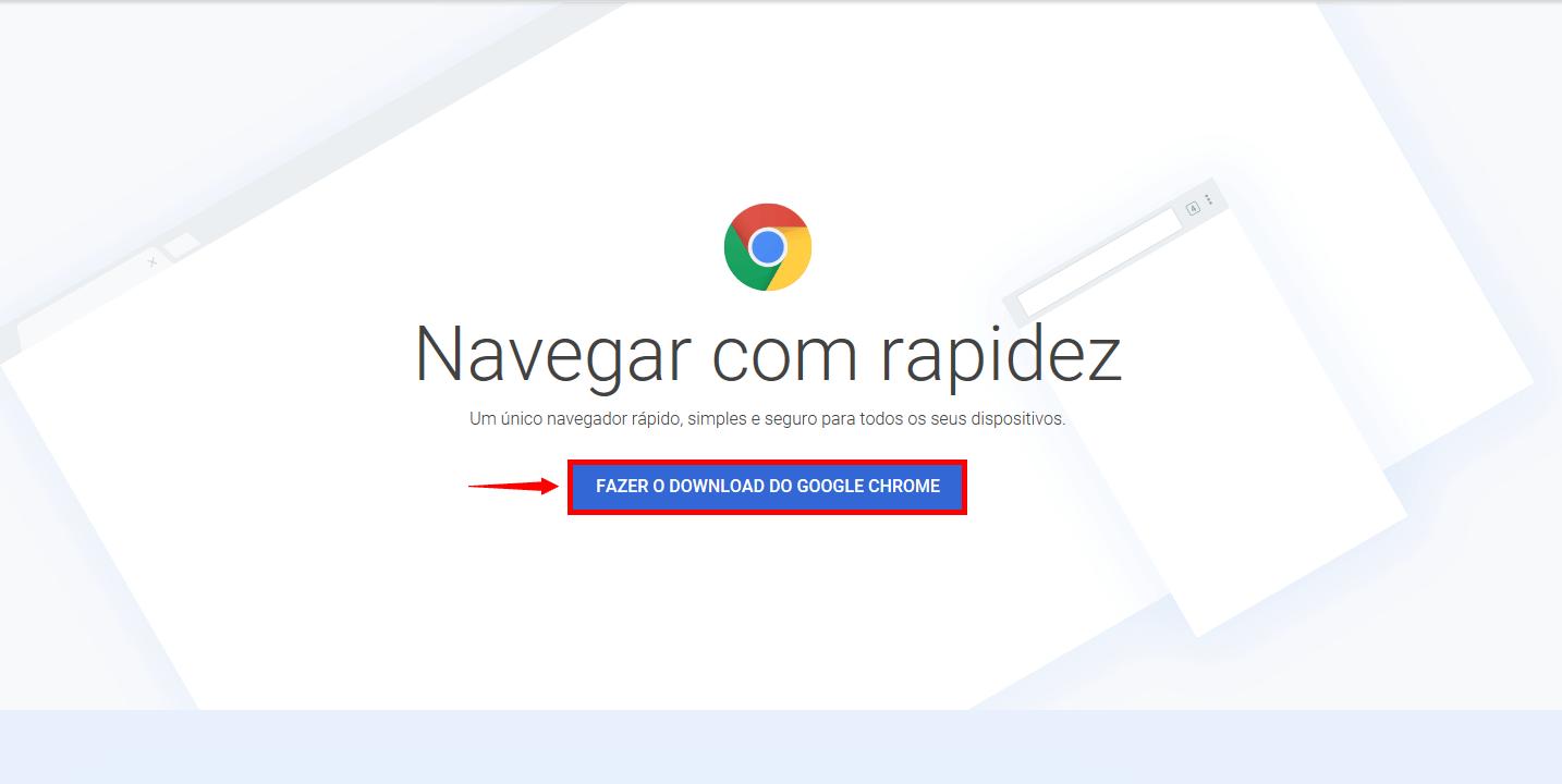 2 - Tutorial: como baixar a nova e mais bonita versão do Google Chrome
