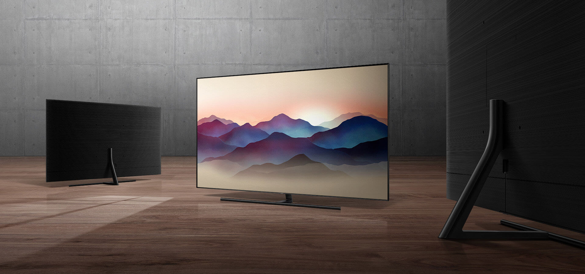 """2018 qled highlights kv introducing new 2018 qled tv EU - Chegaram! Novas Smart TV QLED Samsung 49"""" a 75"""" já estão à venda no Brasil"""