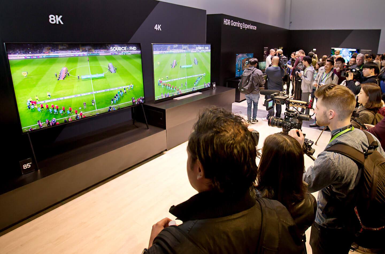 """2018 qled tv - Chegaram! Novas Smart TV QLED Samsung 49"""" a 75"""" já estão à venda no Brasil"""