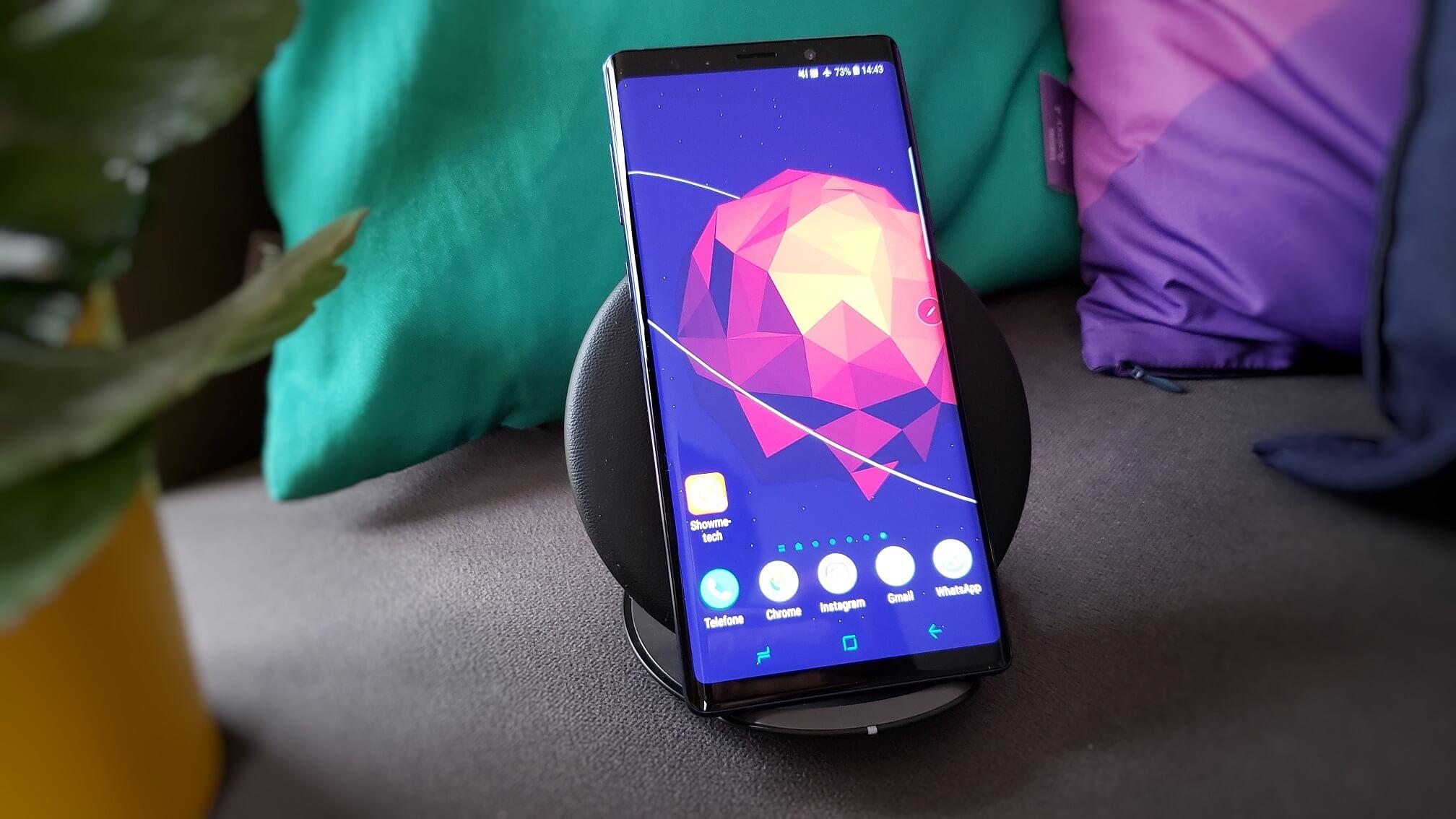 REVIEW: Galaxy Note 9 é o melhor smartphone com Android do Brasil 11