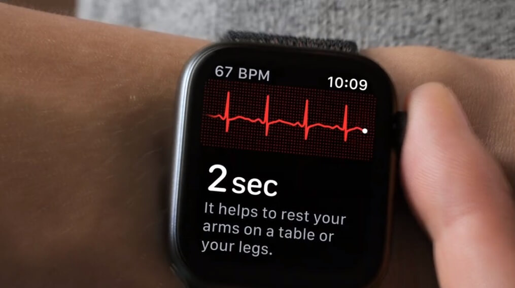 Apple Watch Series 4 27 - Apple Watch Series 4 é lançado com eletrocardiograma