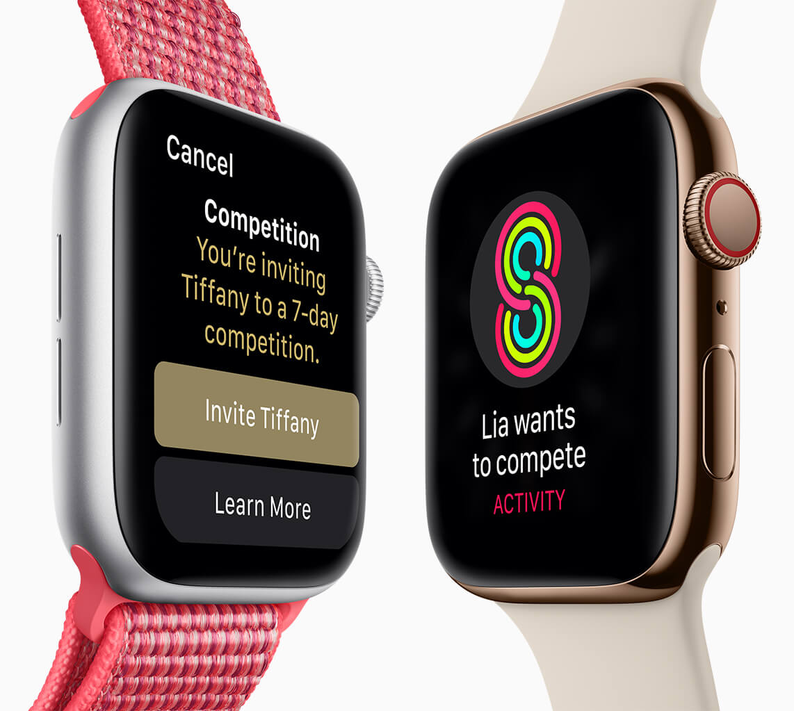 Apple Watch Series4 Competitions 09122018 - Apple Watch Series 4 é lançado com eletrocardiograma