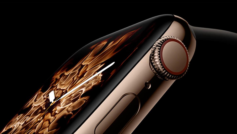 Apple watch series4 liquidmetal 09122018