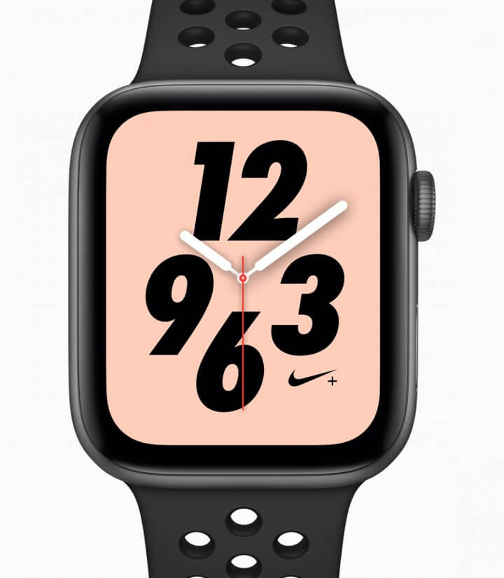 Apple Watch Series4 Nike Fcae 09122018 720x825 - Apple Watch Series 4; o pequeno notável (review)