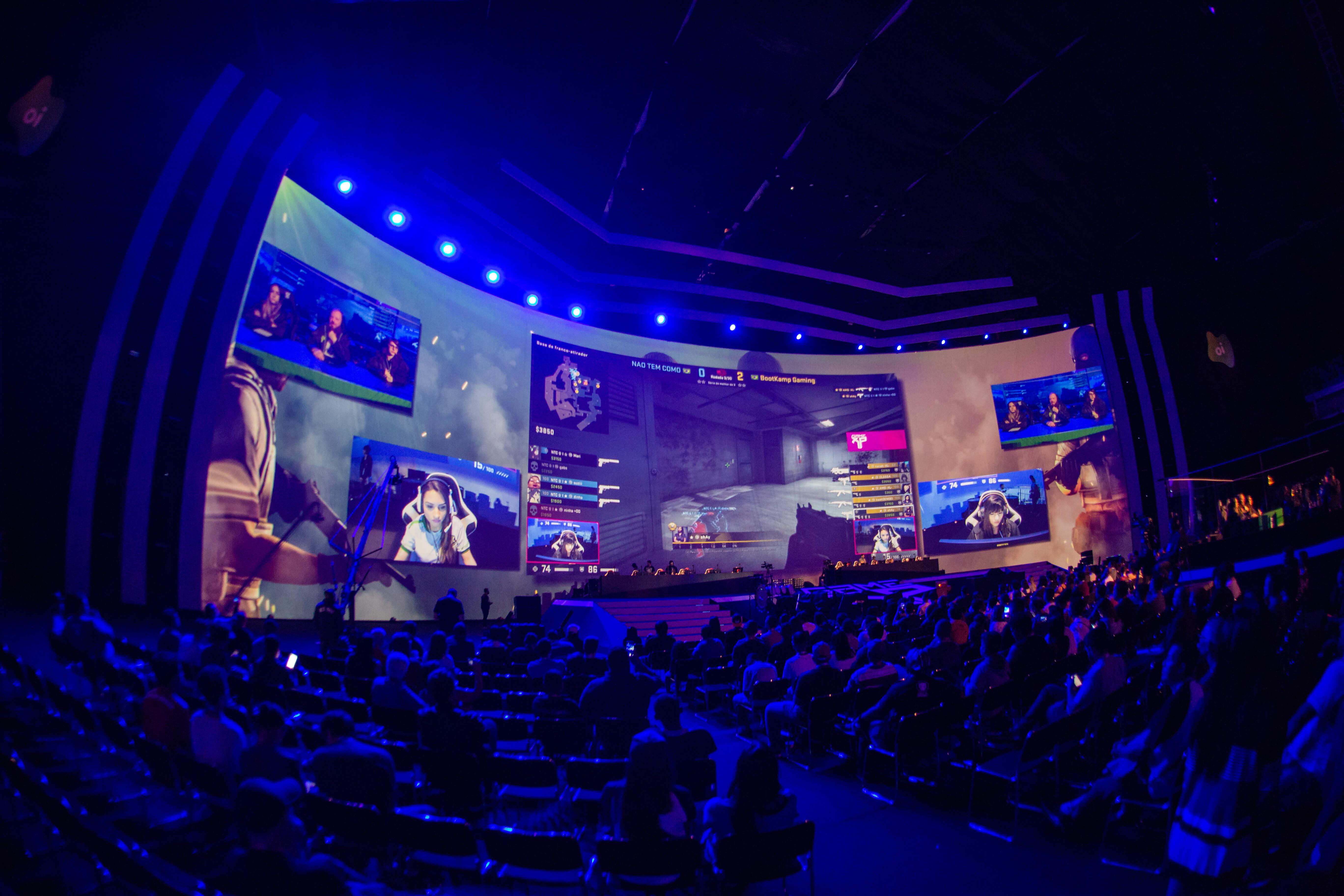 Dia06 Arena01 CSGO Feminino  Schlaepfer IHateFlash0002 - Ministério da Cultura investirá R$100 milhões em games