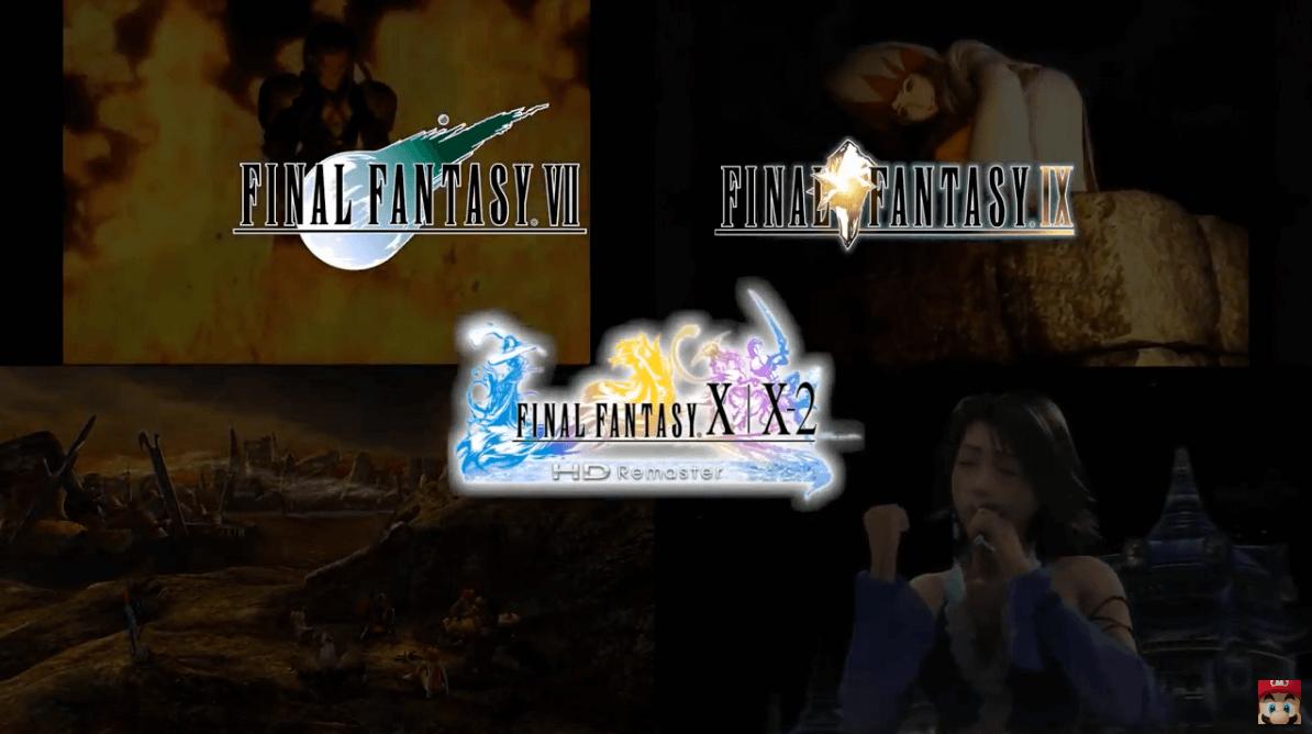 Final Fantasy - Clássico do RPG, Final Fantasy VII está disponível para Nintendo Switch