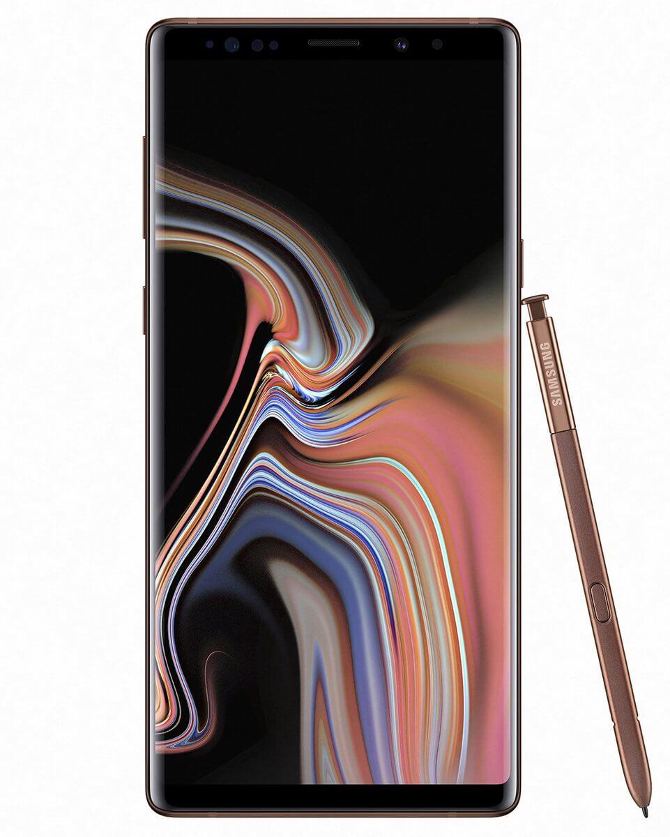 Galaxy Note 9 1 - Comparativo: iPhone XS/XS Max vs Galaxy Note9