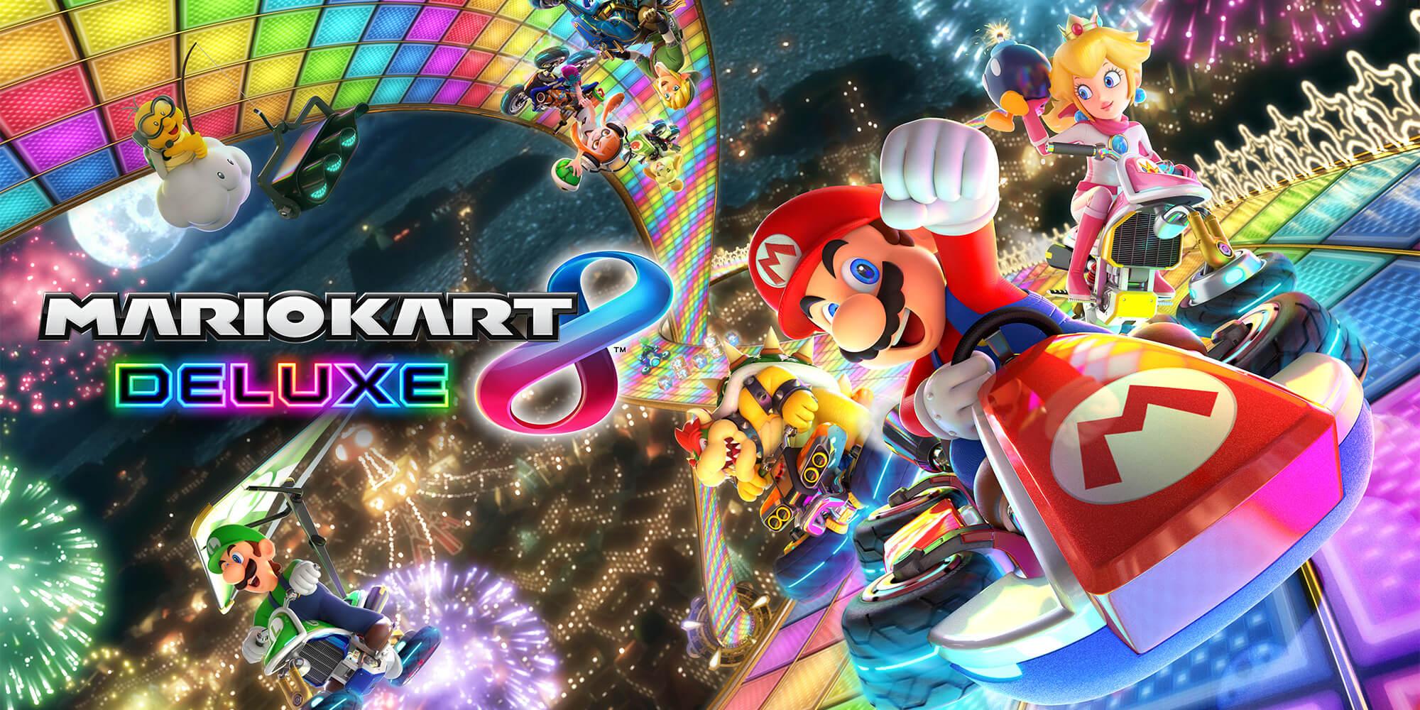 H2x1 NSwitch MarioKart8Deluxe - Game XP no Rio: veja as atrações e como chegar ao evento