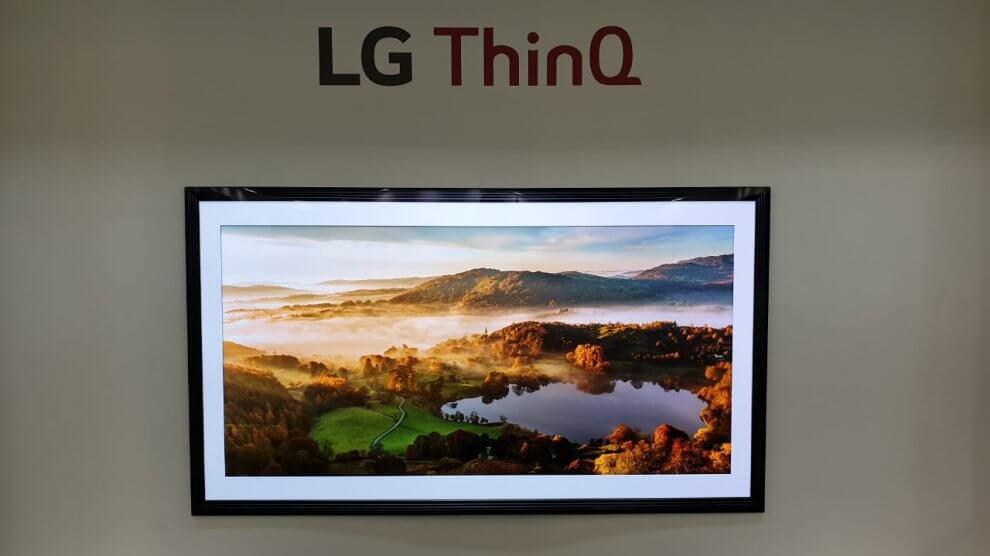 InnoFest Latin America 2018: Confira as TVs OLED e Super UHD da LG