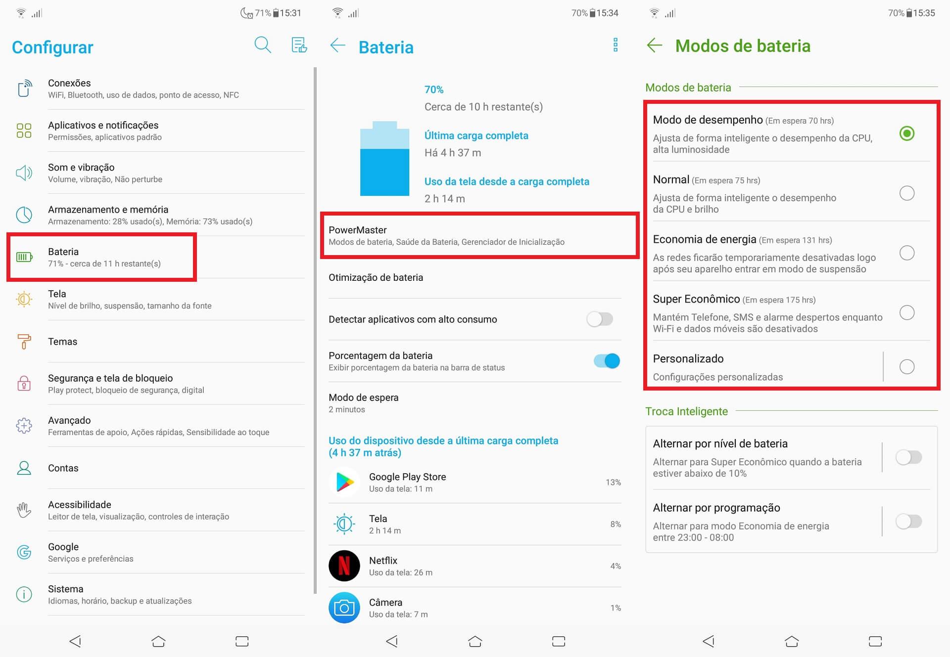 IMG 6 - Descubra 23 dicas e truques para os Asus Zenfone 5 e Zenfone 5Z