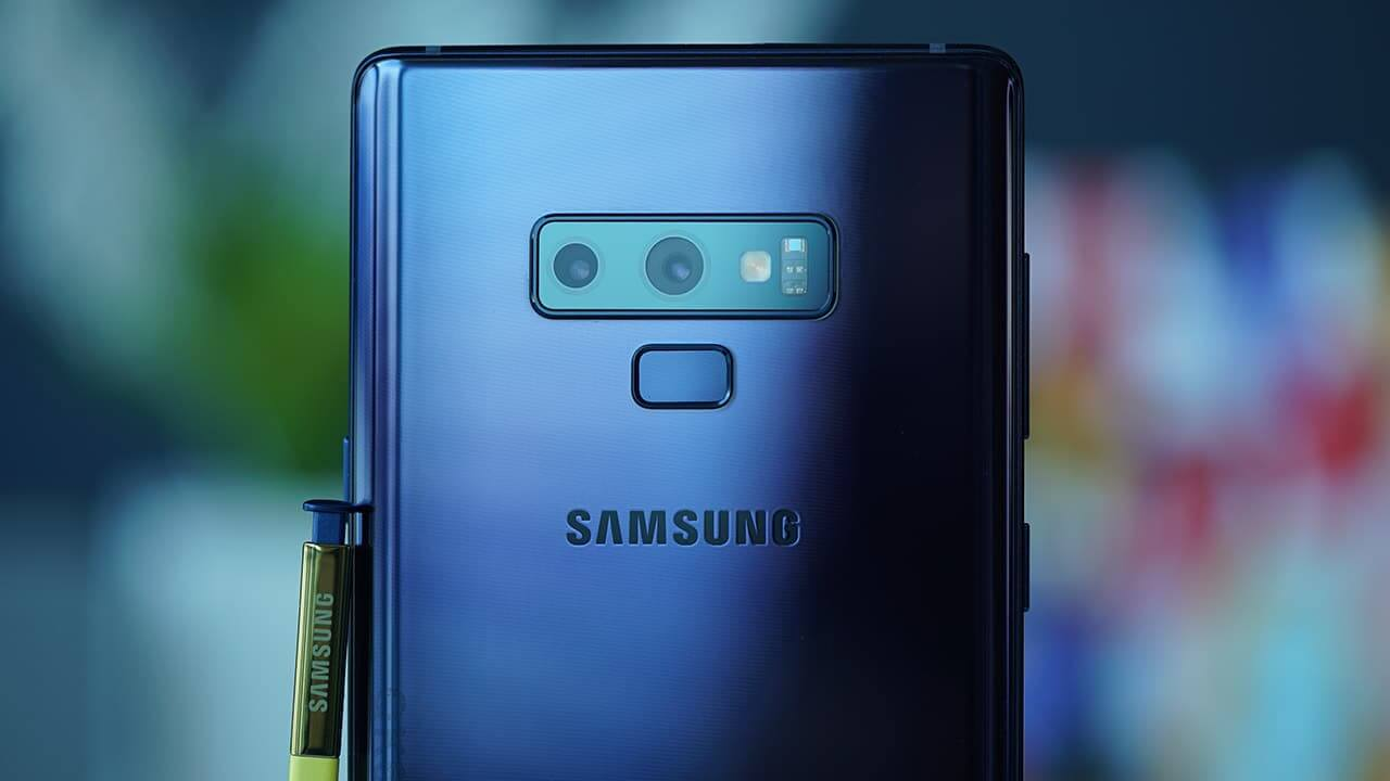 Samsung Galaxy Note 9 Tells a Dangerous Story about Success 2 - Comparativo: iPhone XS/XS Max vs Galaxy Note9