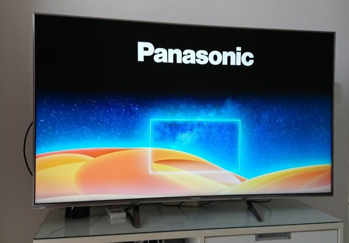 Review Panasonic Viera TC-EX750B