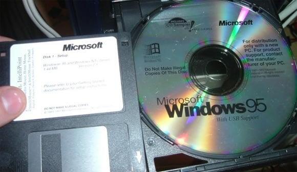 Windows 95 CD - Baixe esse app e relembre o saudoso Windows 95