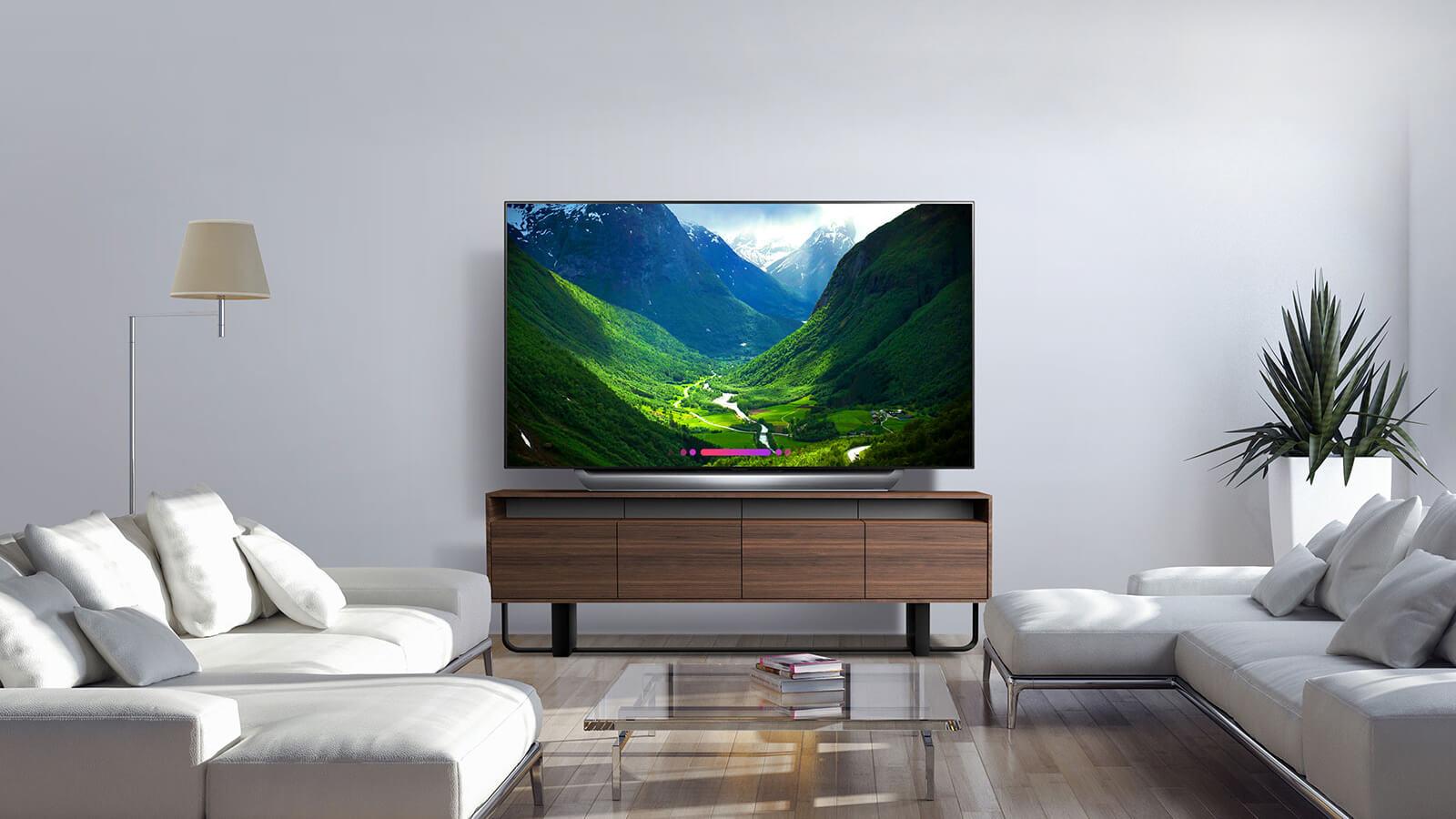 genG5X5meaJ5BZHWKTVMS8 - Review: LG OLED C8, uma das melhores Smart TVs disponíveis no Brasil