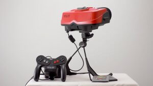 Review retrô: Virtual Boy