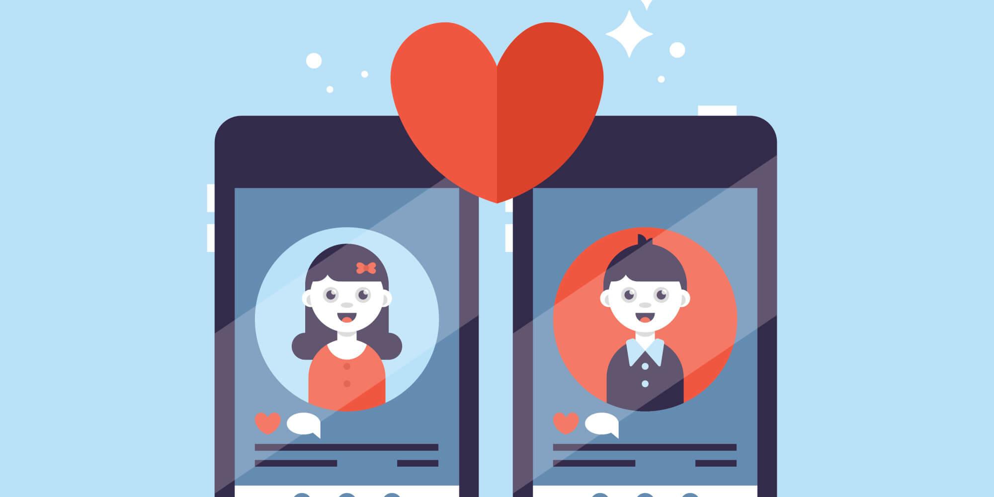 O online dating facebook