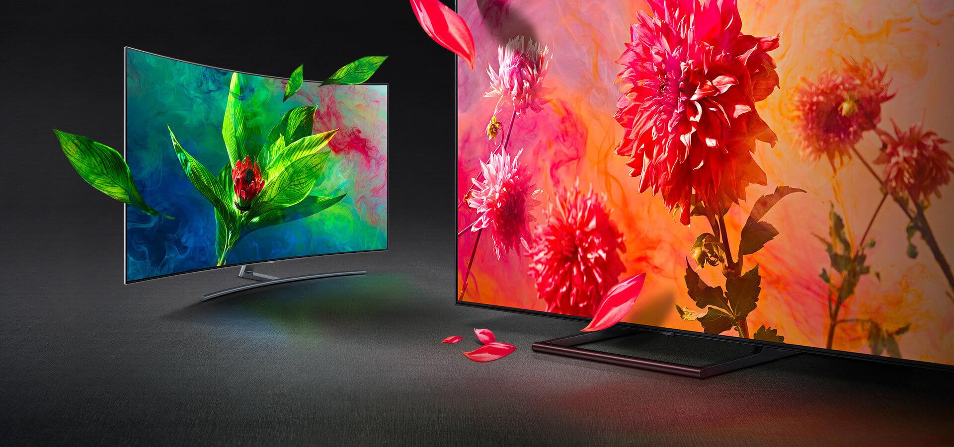 """qled - Chegaram! Novas Smart TV QLED Samsung 49"""" a 75"""" já estão à venda no Brasil"""