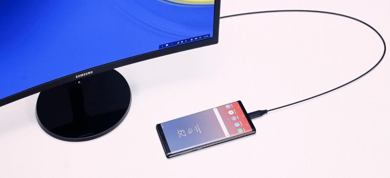 O dock não é mais necessário para acessar o Samsung DeX.
