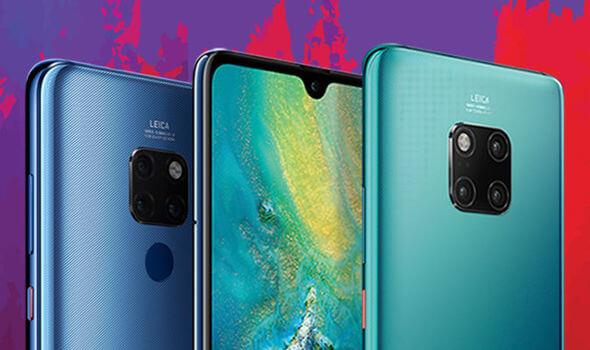 Tudo sobre os novos Huawei Mate 20 e Mate 20 Pro com câmera tripla