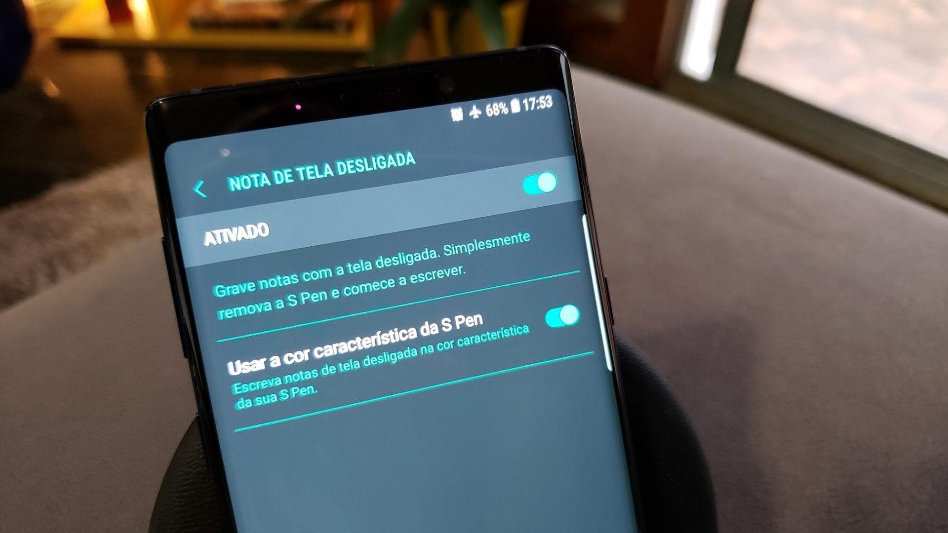 Galaxy Note 9: Dicas e truques para aproveitar ao máximo o smartphone