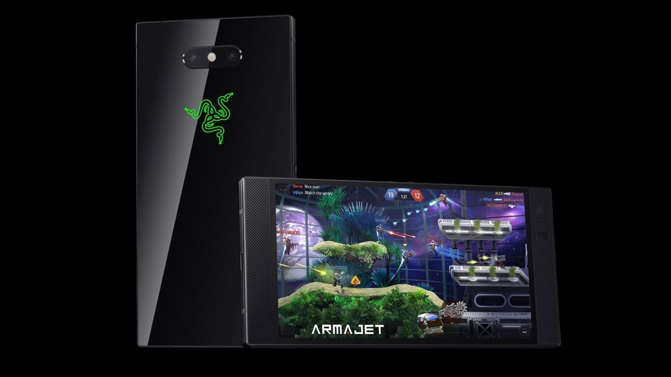 20 - Razer Phone 2: confira todas as novidades sobre o novo smartphone gamer