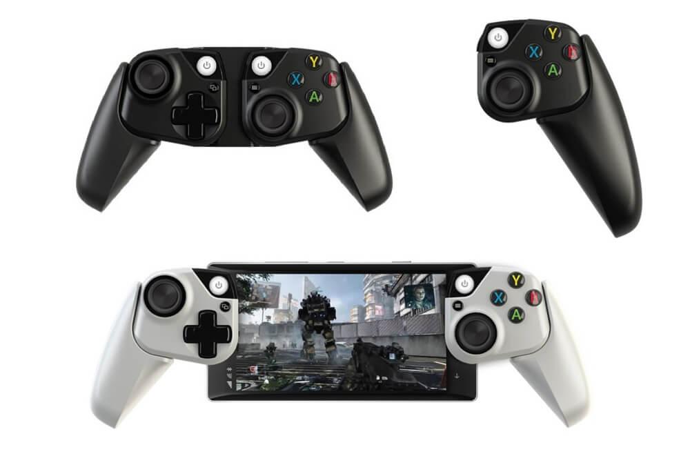 Microsoft publica protótipo de controle do Xbox para celulares