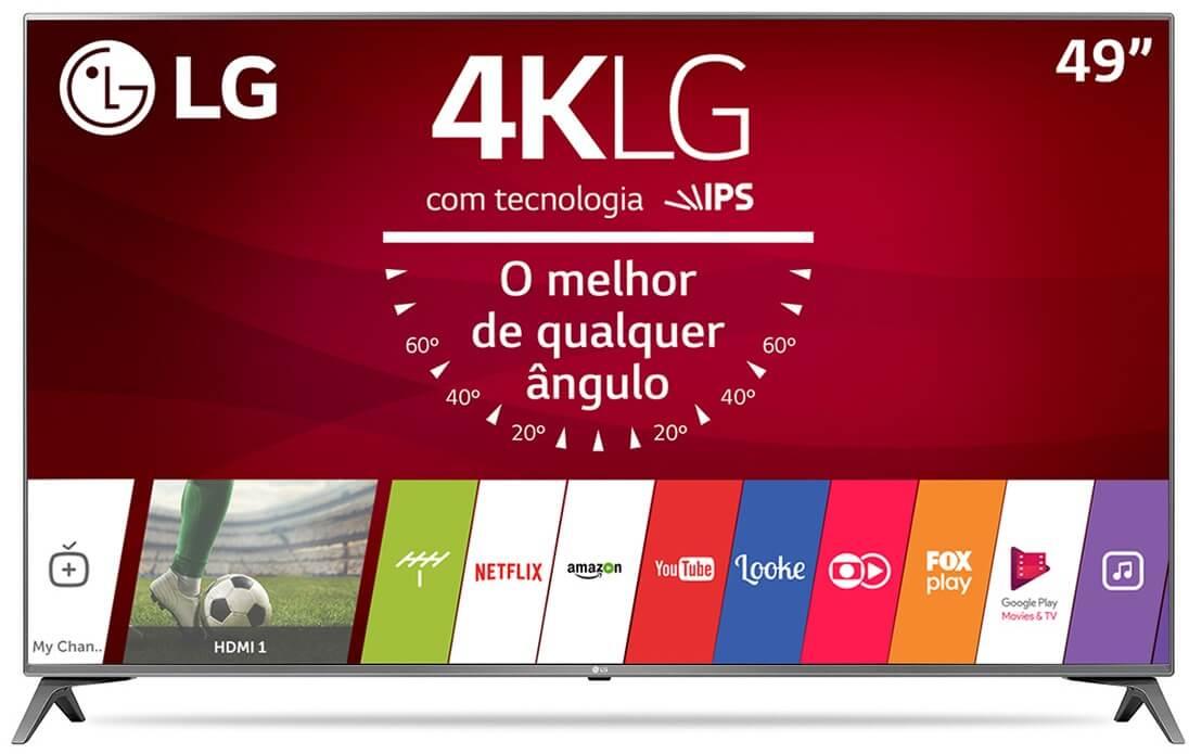 6 1 - Smart TV 4K: saiba quais foram os modelos mais buscados no Zoom em setembro