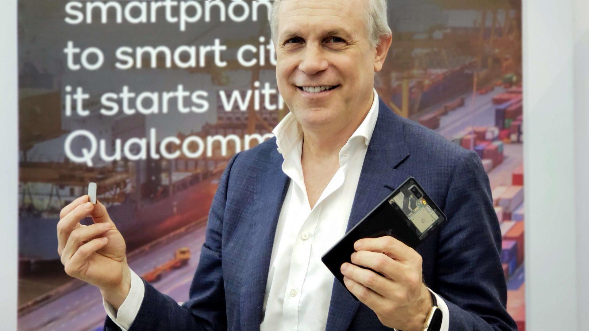 Rafael steinhauser, presidente da qualcomm para a américa latina