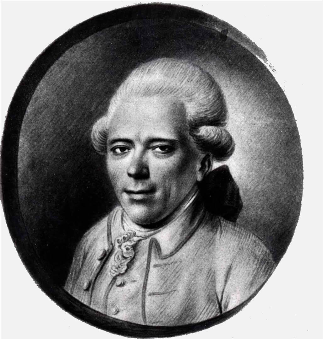 Georg Christoph Lichtenberg, idealiizador da padronização das medidas dos papéis