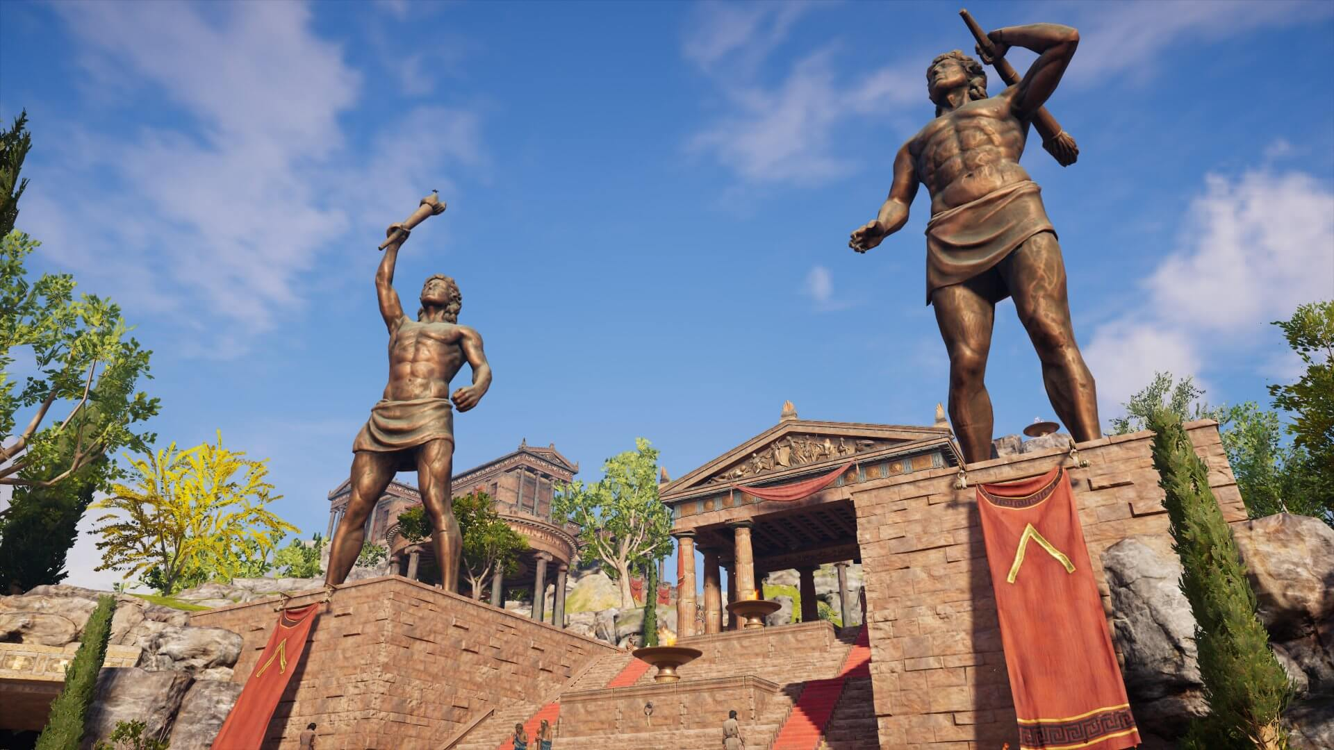 Assassins Creed® Odyssey  12 - Review: Assassin's Creed Odyssey é uma aventura digna dos deuses gregos