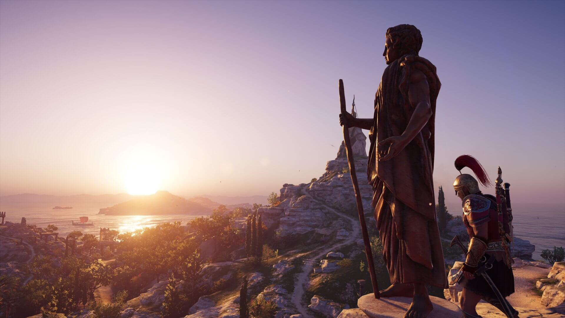 Assassins Creed® Odyssey  18 - Review: Assassin's Creed Odyssey é uma aventura digna dos deuses gregos
