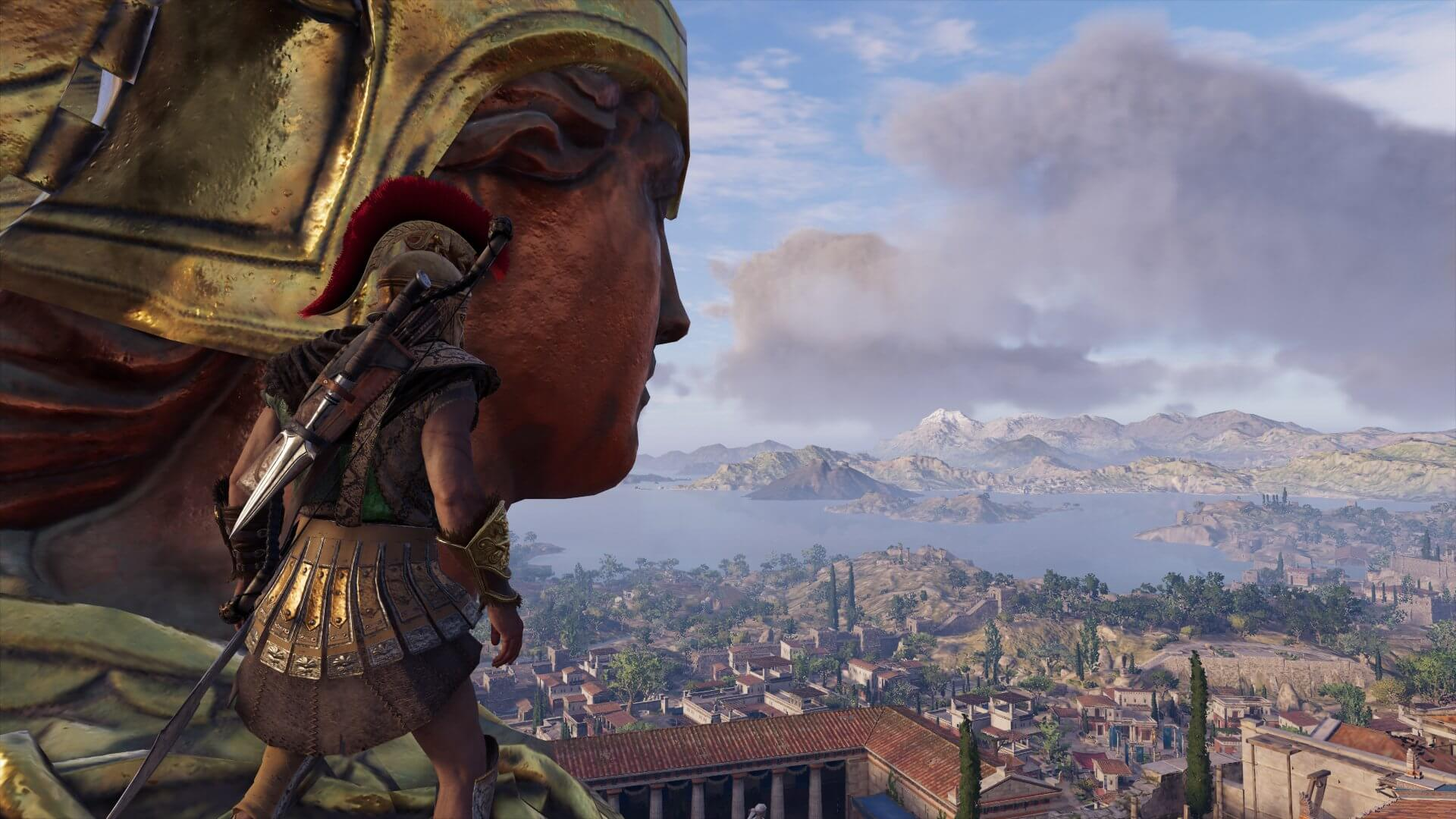 Assassins Creed® Odyssey  46 - Review: Assassin's Creed Odyssey é uma aventura digna dos deuses gregos