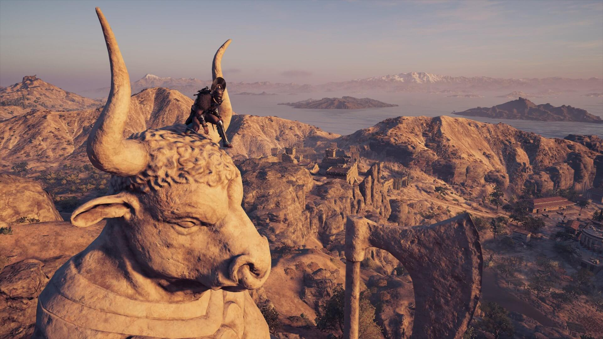 Assassins Creed® Odyssey  8 - Review: Assassin's Creed Odyssey é uma aventura digna dos deuses gregos