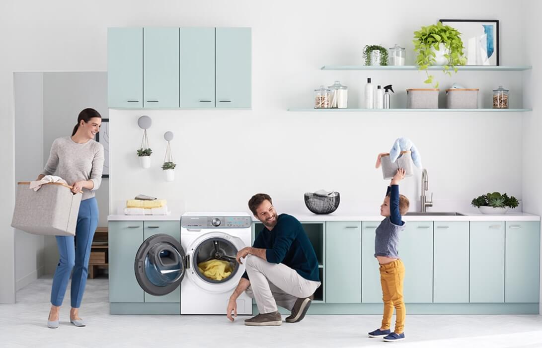 Brilliance to rely on pc - Pesquisa realizada pela Samsung revela o que você busca em eletrodomésticos