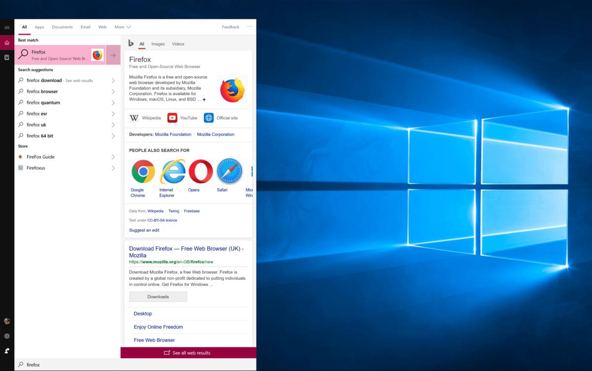 Microsoft Atualização do Windows 10