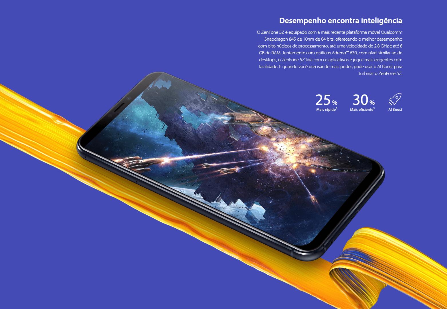 Zenfone 5Z, Desempenho