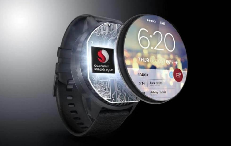 Qualcomm Snapdragon Wear 2100 - Snapdragon Wear: Qualcomm anuncia investimento em wearables