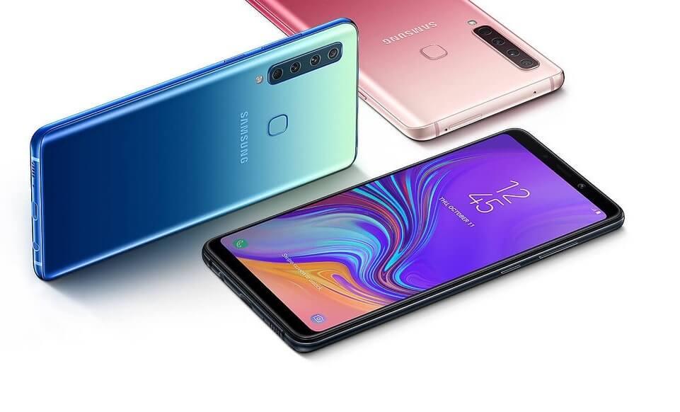 Samsung Galaxy A9 2018 1 - Samsung lança Galaxy A9 2018 com 4 câmeras traseiras