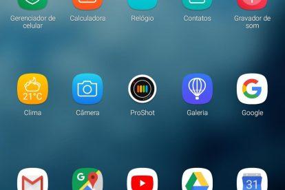 ZenUI, Gaveta de Apps
