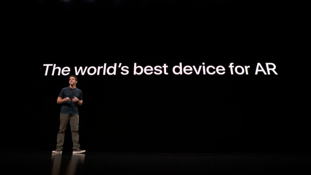 O novo iPad Pro é ideal para realidade aumentada