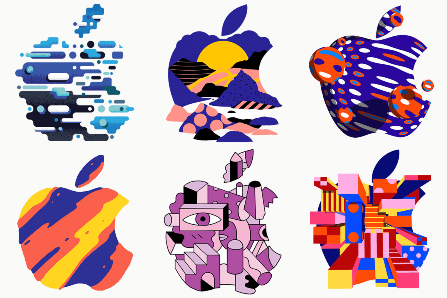 Apple logos evento
