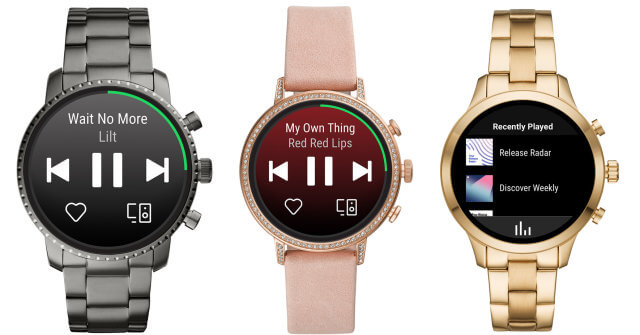Spotify lança nova versão do aplicativo para Wear OS do Google
