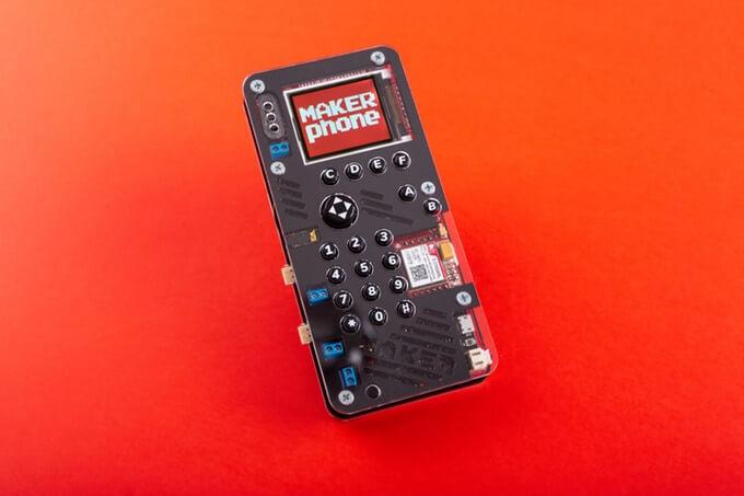 Makerphone: monte um celular por us$ 89 com esse projeto do kickstarter. Conheça o projeto que permite que você assuma o papel de desenvolvedor de seu próprio smartphone, mesmo sem saber programar